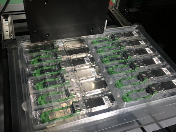 垫片厚度自动检测分选机